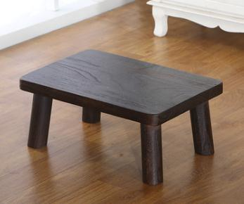 Japanese solid wood tatami coffee table tea table rectangle table basse side tables furniture mesa minimalist 40*40*22cm hot new