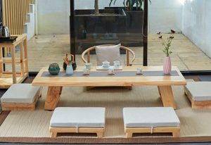 Japanese Tatami Low Table Sets