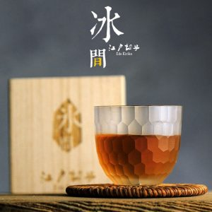 Japanese Style Honeycomb Crystal Whiskey Cup – Limited Edition
