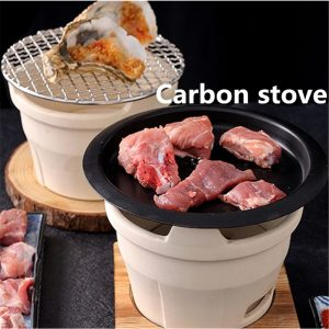 Old fashion Mud Stove Charcoal/Carbon Stove – Perfect for Barbecue