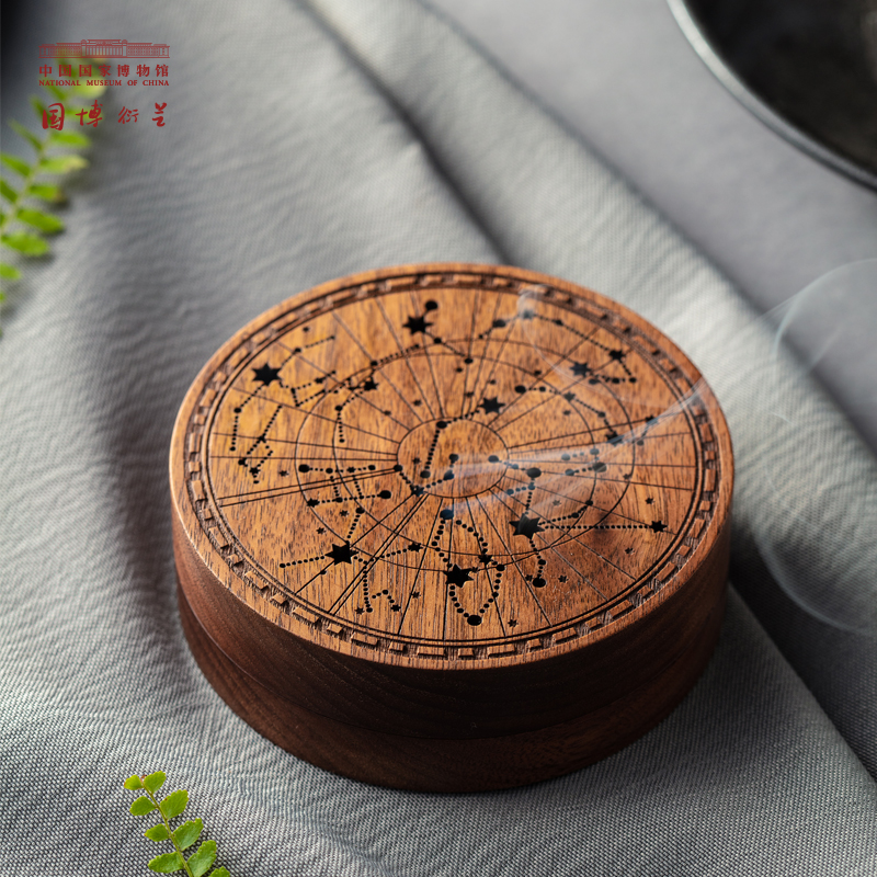 National Museum of China Star Astronomy Incense Box