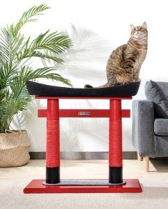 Cat Climbing Frame – Tori Gate Design
