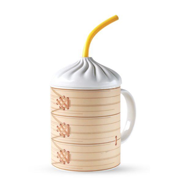 Creative Small Dumpling Mug – Perfect As Gifts